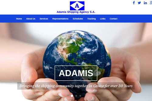Adamis Shipping Agencies Ltd